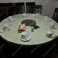 海德利厂家直销多人位火锅桌子批发专业定做餐厅餐桌餐椅 广州批发代理