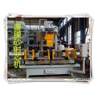 双工位射芯机 专业生产射芯机厂家 精密设备价格 沧州海岳