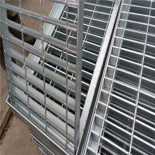 玻璃钢树池篦子 地沟格栅板 地坪走道网格板