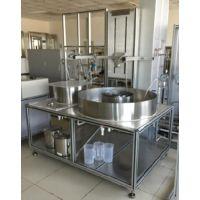 科翔专业制造卫浴试验花洒喷洒均匀度试验装置