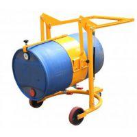 特价 机械式油桶搬运倒料车 塑料桶|铁桶 搬运车 倾倒车 珠三角包邮