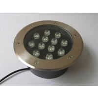 厂家批发LED地埋灯9W12W单色,全彩
