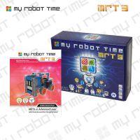 韩端MRT3-4创客教育机器人 ABS材质 利于孩子智力开发的儿童积木玩具