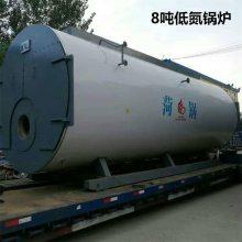 大连市WNS6-1.25-Q燃气锅炉,4吨卧式工业锅炉---菏锅