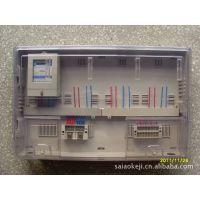 供应透明电表箱-四表箱横式卡式