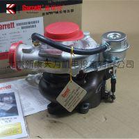 江铃皮卡欧三JX493ZQ5A发动机原厂配套盖瑞特增压器1118300CAT