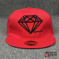 2015新款韩版潮款大钻石棒球帽嘻哈帽平沿帽遮阳帽男女帽子