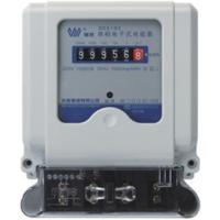 供应威胜单相电表DDS102-J3单相电子式电能表