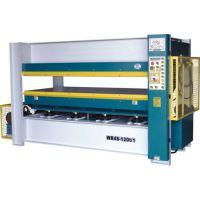 【江苏木工机械厂家供应、木皮热压机、木门冷压机、非标定制压机规格】