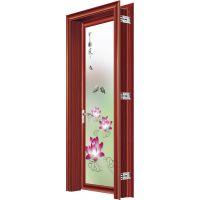 广东十大铝合金门窗品牌之康盈门窗订制KY-50--铝合金平开门