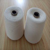 3^18棉粘合股纱21/2. 30/2. 32/2股浩纺纺织直销处棉粘混纺纱