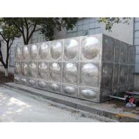 澄城玻璃钢水箱经销商 RB-17澄城消防水箱 润捷水箱