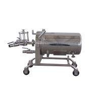 供应上海申劢厂家 卧式硅藻土过滤机,酒类过滤设备