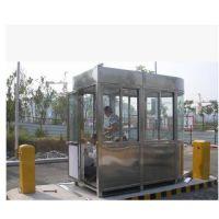 宜昌京航停车场200万高清车牌识别系统,自动计费管理车位引导