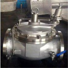 800X-10/16/25C 铸钢材质 DN500 请问冷水机出回水用800X压差旁通阀