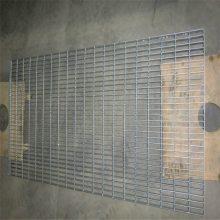 沟盖钢格板 锅炉厂钢格板 格栅板价格