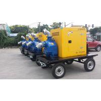 防汛排灌移动泵车
