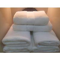 澳绵纺织工厂直销酒店宾馆布草白色纯棉加厚毛巾浴巾面巾方巾地巾