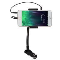 苹果iPhone6 5s车载发射器fm发射器车手机免提设备支持苹果6plus