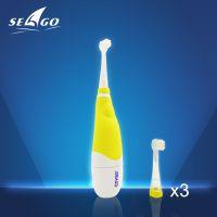 厂价直销特价seago赛嘉SG-602婴儿声波电动牙刷软毛充电式0-4岁