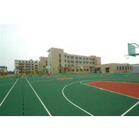硅pu篮球场材料厂家|广东硅pu篮球场地坪|广州帝森硅pu