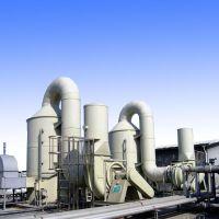 供应pp喷淋塔 酸碱洗涤塔 玻璃钢净化塔 净化率98% 厂家一站式直销 废气处理设备商