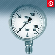优势供应manotherm压力表- 德国赫尔纳(大连)公司
