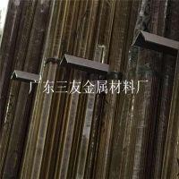 环保卫生H63黄铜毛细管;厚壁空心H65黄铜管 铜方管库存
