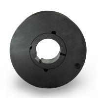 采购微型电机皮带轮spz132-05选无锡帛扬锥套皮带轮