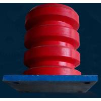 大量供应聚氨酯缓冲器 橡胶垫块 行车 吊机 单梁 电梯货梯平车防撞