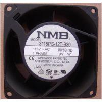 全新原装NMB/3115PS-12T-B30/115V/变频器工控机工业设备耐高温风扇
