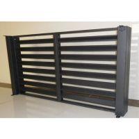 锌钢百叶窗护栏、防盗窗、百叶窗护栏的产品特点