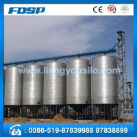 10000T优质热镀锌装配式钢板仓,粮食谷物钢板仓