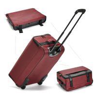 拉杆箱可折叠便携旅行箱登机箱防水学生新款时尚手提男女行李箱包