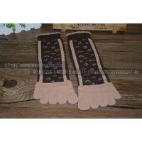 深圳馨海怡针织品有限公司 五指袜 袜子生产厂家 品牌代加工