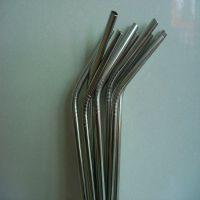 生产优质304/316毛细管 定制不锈钢吸管折弯 内外抛光螺纹吸管