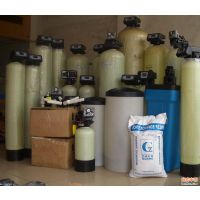 10T/H一用一备软化水处理设备,北京源莱锅炉软化水设备安装