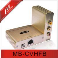 欧凯讯音视频网线传输器 RCA接口 立体高保真 高清视频