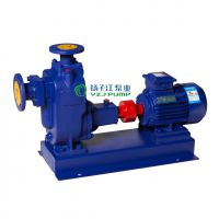 ZW污水自吸泵,直连式自吸泵型号ZW65-25-30-5.5kw无堵塞排污泵污水泵