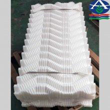 冷却塔收水器的透明支架串杆螺杆PVC螺母PP螺杆?【华强13785867526】