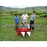 山地种植收割机 玉米秸秆割晒机 润丰牌