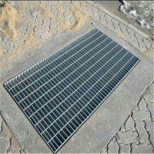 旺来排水沟格栅盖板 镀锌格栅板 碳钢钢格板报价