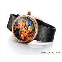 稳达时 高档礼品手表 珐琅工艺机械手表