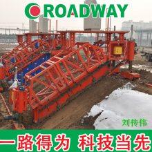 供应路得威/roadway渠道削坡机 高效率渠道施工设备地面排灌机械RWCQX12
