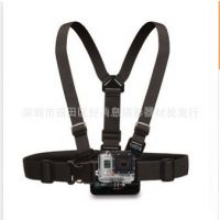 GOPRO 胸带 运动相机胸前固定肩带 hero3+ 3 2 B款胸带 GOPRO配件