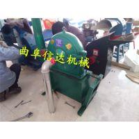 信达豆秸粉碎机 饲料加工专用机械粉碎机