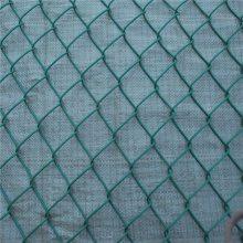 旺来不锈钢菱型网 煤矿菱形网机 勾花网防护网
