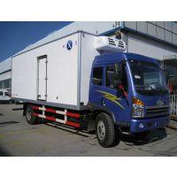 国四物流冷藏车保温车价格,冷链运输车,厢式冷藏车价格,车厢