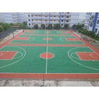 春蕾体育篮球·羽毛球·网球等硅PU场地·悬浮地板场地·EPDM场地铺设