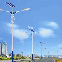 众诚光电专业定做LED路灯 新农村改造LED太阳能路灯 单臂灯 双臂灯 自弯臂 A字臂